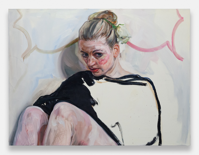 , 'Dancer IV,' 2016, Rhona Hoffman Gallery