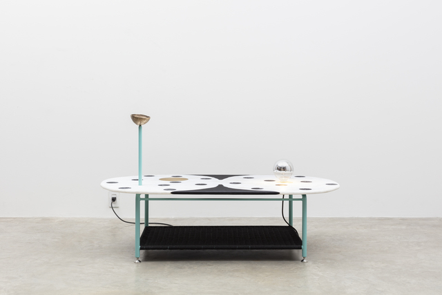 , 'Combination Coconut Table,' 2018, Friedman Benda
