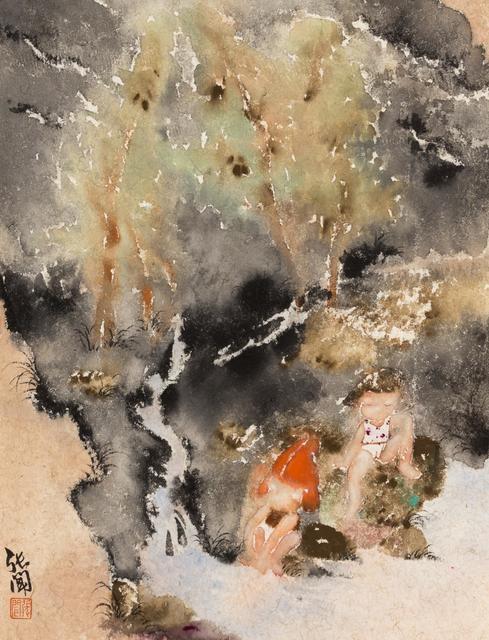 ZHANG WEN 张闻, 'Unwinding', 2015, White Space Art Asia