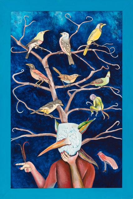 ", '""l'arbre masqué"",' 1992, Stevenson"