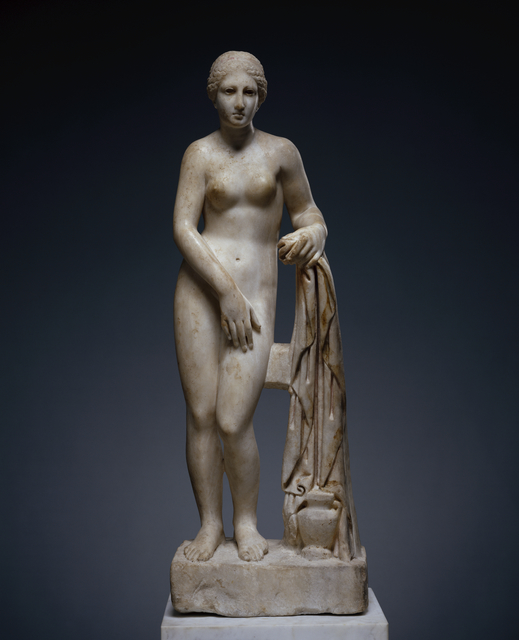 'Statuette of Venus (Venus de Clerq)', 175 -200, J. Paul Getty Museum