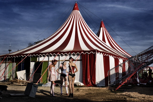 , 'SickGirls at Rock Circus,' 2018, ARTE GLOBALE