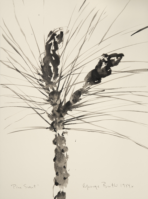 , 'Pine Scent,' 1989, Imlay Gallery