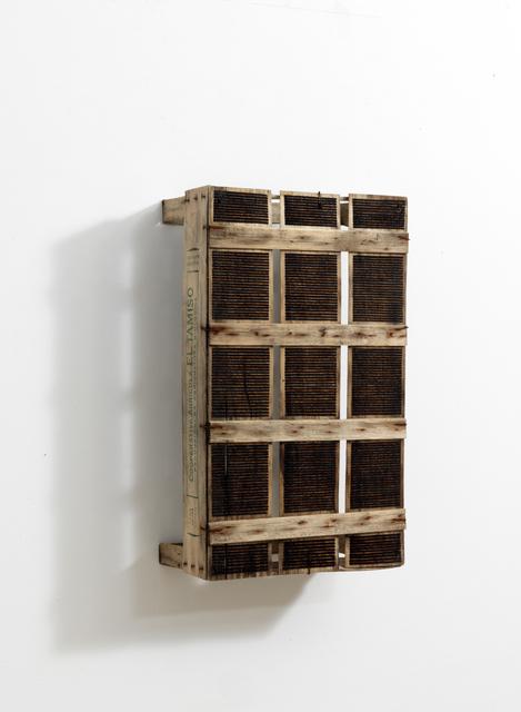 , 'Voewood,' 2010, Annely Juda Fine Art