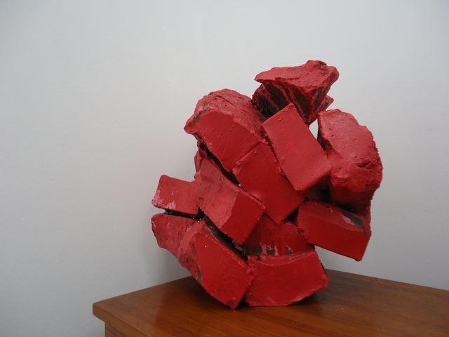 , 'brick,' 2001, Clages