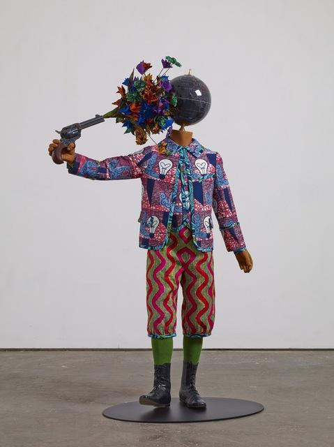 , 'Flower Power Kid (Suicide),' 2013, James Cohan
