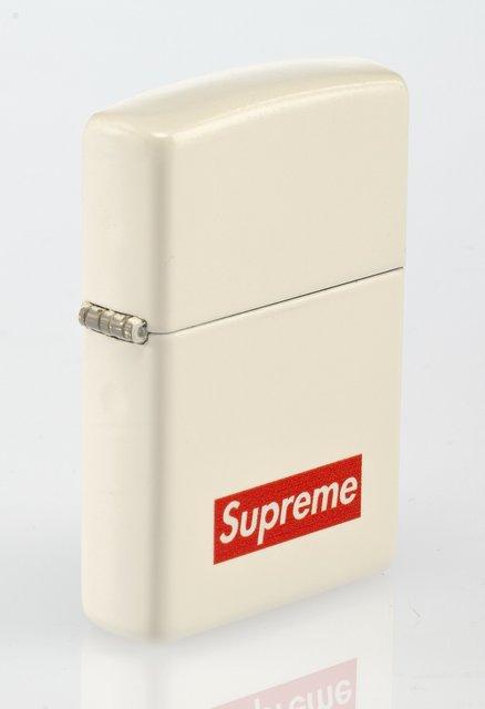 Supreme, 'Zippo Lighter (White)', 2012, Heritage Auctions