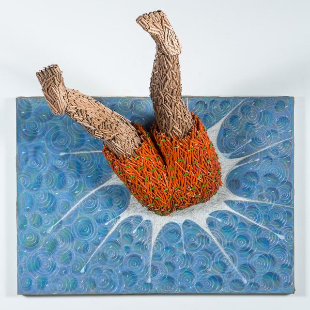, 'Splash,' 2014, Adelson Cavalier Galleries