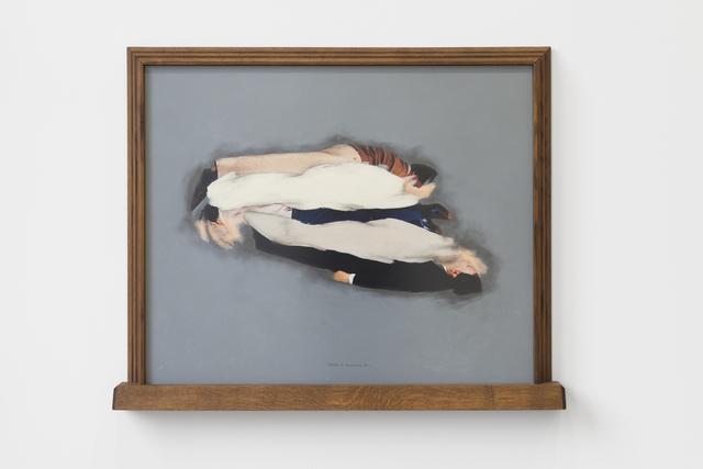 , 'Sandwich Study 'Tombe' (C de X ),' 1994, GRIMM