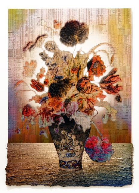 , 'Eternity in an Hour,' 2013, Alan Cristea Gallery