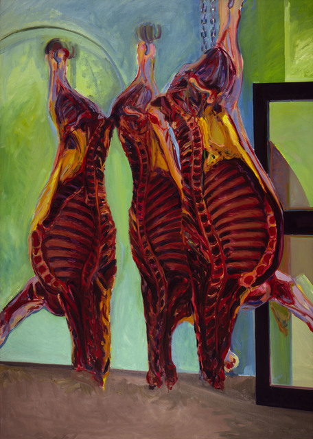 , 'Carcasse, Cavalli, Pistoiese,' 1983, Faurschou Foundation