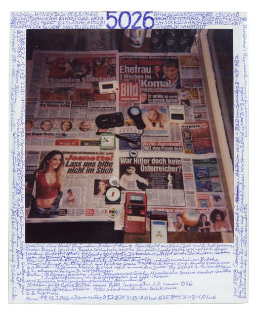 , 'Untitled,' 2003, Fleisher/Ollman