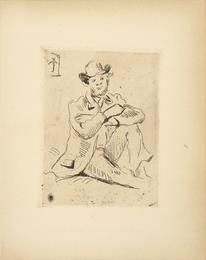 Portrait de l'Artiste Guillaumin
