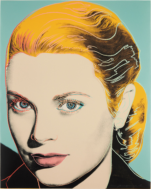 Andy Warhol, 'Grace Kelly', 1984, Phillips