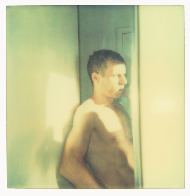 Stefanie Schneider, 'Male Nude VI (29 Palms, CA)', 1999, Photography, Analog C-Print, hand-printed by the artist on Fuji Crystal Archive Paper, based on a Polaroid, not mounted, Instantdreams