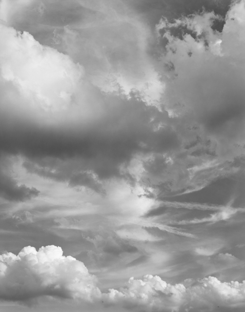 , 'Clouds #89, New York City,' 2015, Yancey Richardson Gallery