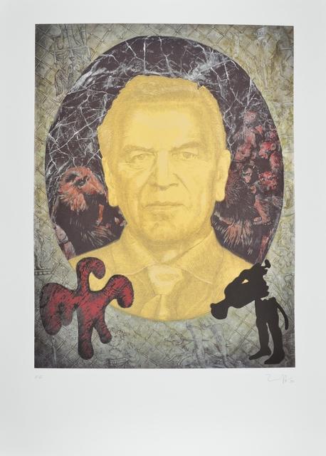 , 'Gerhard Schröder,' 2000-2010, ARTEDIO