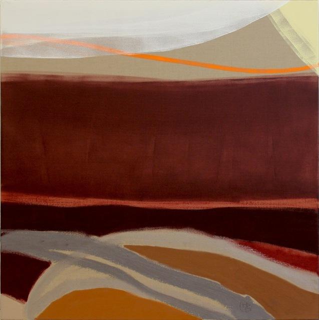 , 'Rocks and Rays 6,' 2015, Susan Eley Fine Art
