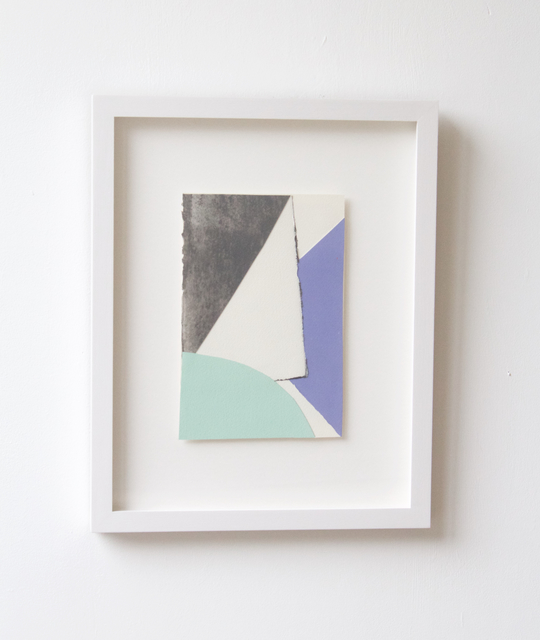 , 'Ice,' 2018, &Gallery