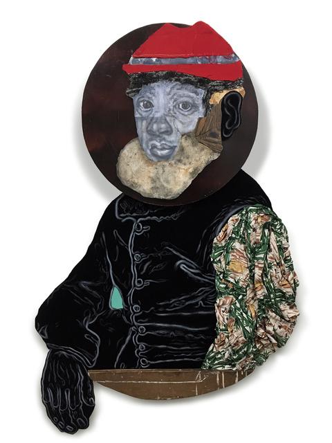 , 'Knelt,' 2018, Jenkins Johnson Gallery