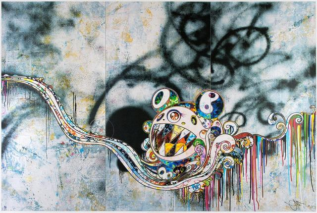 Takashi Murakami, '727 x 999', 2016, Hang-Up Gallery