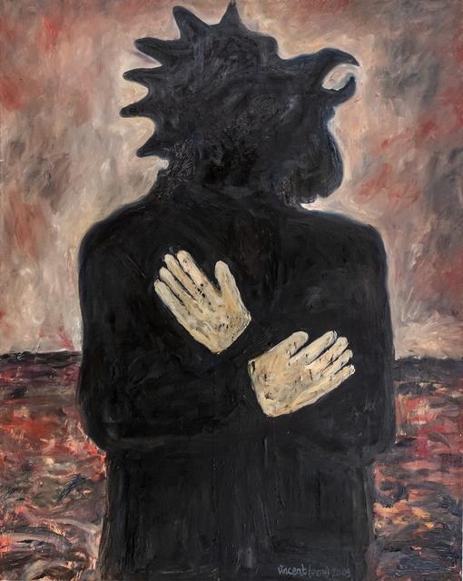 , 'Hawk Portrait,' 2009, iPreciation
