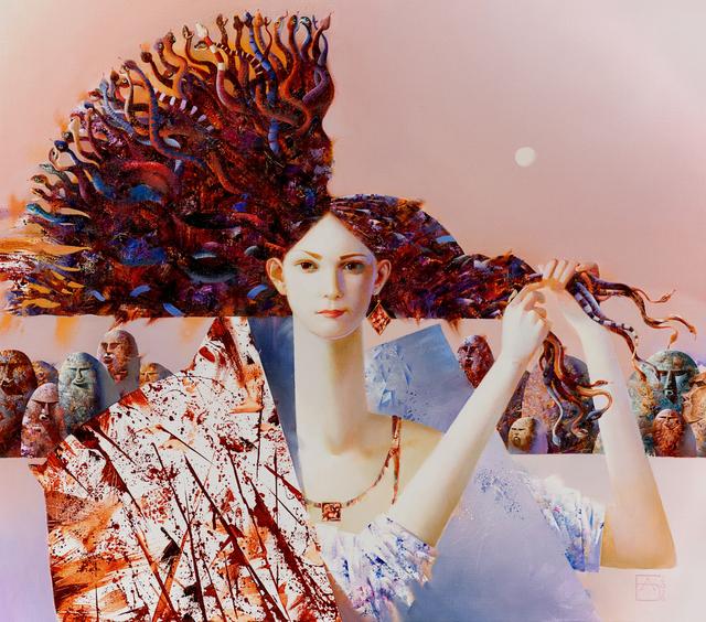 , 'Medusa,' 2016, REDSEA Gallery