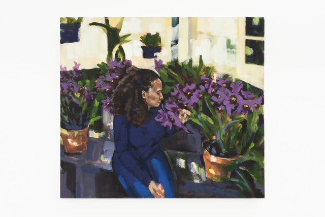 , 'Wild Orchids,' 2019, Gallery MOMO