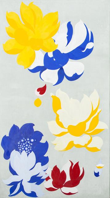 Kate Oh, 'In Air (Lotus 1)', 2014, Kate Oh Gallery