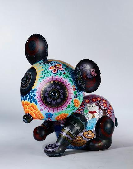 , 'Panda,' 2016, Emmanuel Fremin Gallery
