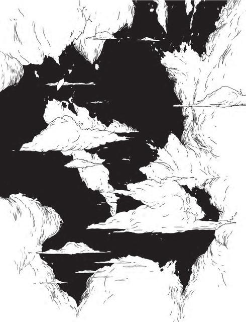 , 'Random, page 9,' 2014, galerie du jour agnès b.