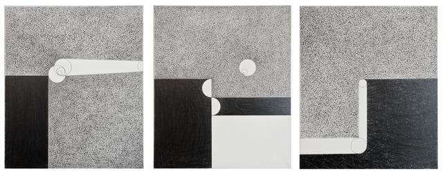 , 'Sin Título (anotaciones para una inclusión del silencio),' 2013, MARSO