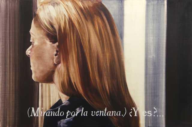 María Dávila, 'L'autre côté', 2016, Jean-Marie Oger