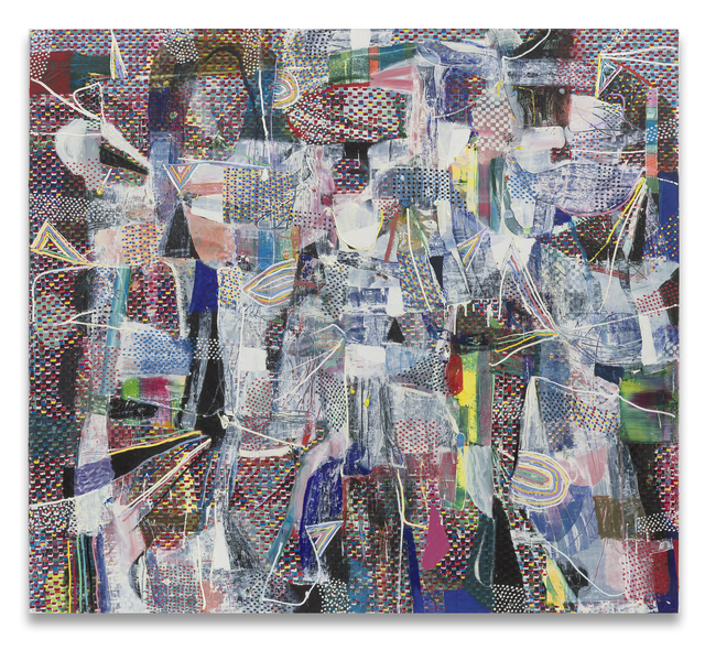 , 'Mycelium,' 2018, Miles McEnery Gallery