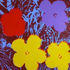 , 'Flowers VIII,' 1970, michael lisi / contemporary art