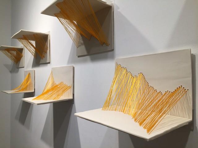 , 'Orografías imaginarias,' 2017, Lucia Mendoza