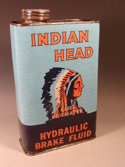 ", '""Indian Head Brake Fluid"",' 2016, Bonner David Galleries"