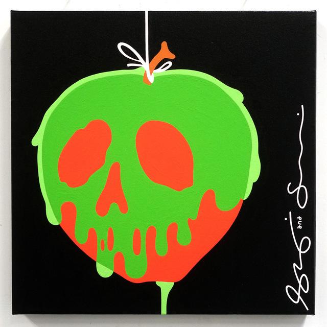 , 'bad apple,' 2019, Avenue des Arts