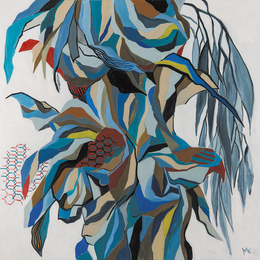 , 'Oasis II,' 2014, Walter Wickiser Gallery