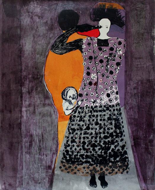 , 'kuna muvambi wehupenyu,' 2013, Goodman Gallery
