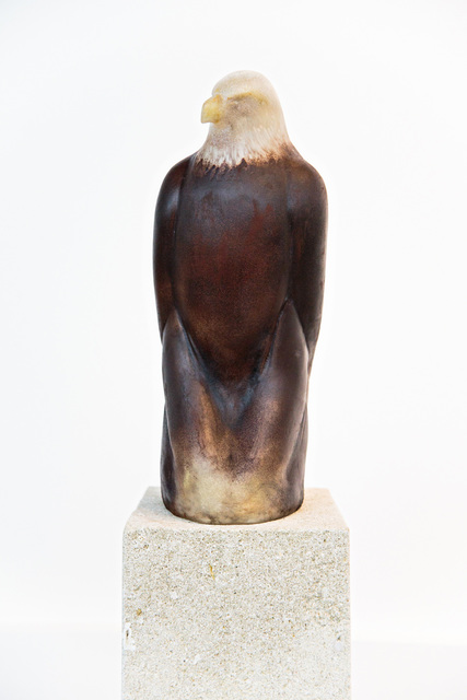 , 'EAGLE,' 2019, Traver Gallery
