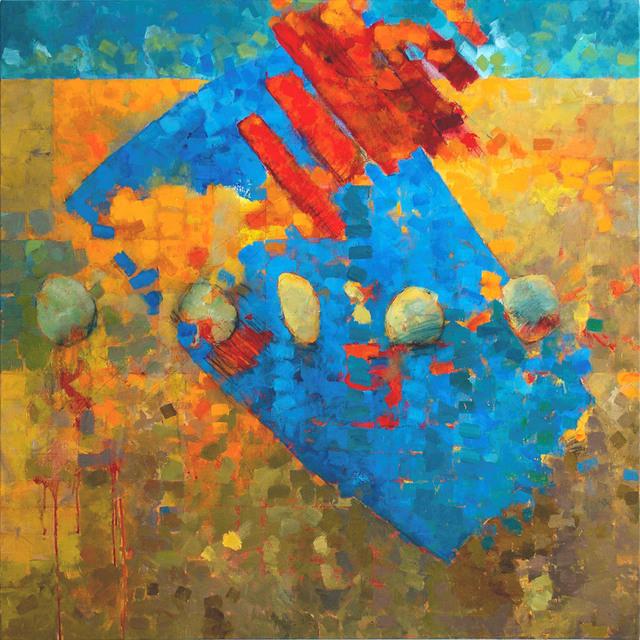 David Adams, 'Disappearing', 2018, CODA Gallery