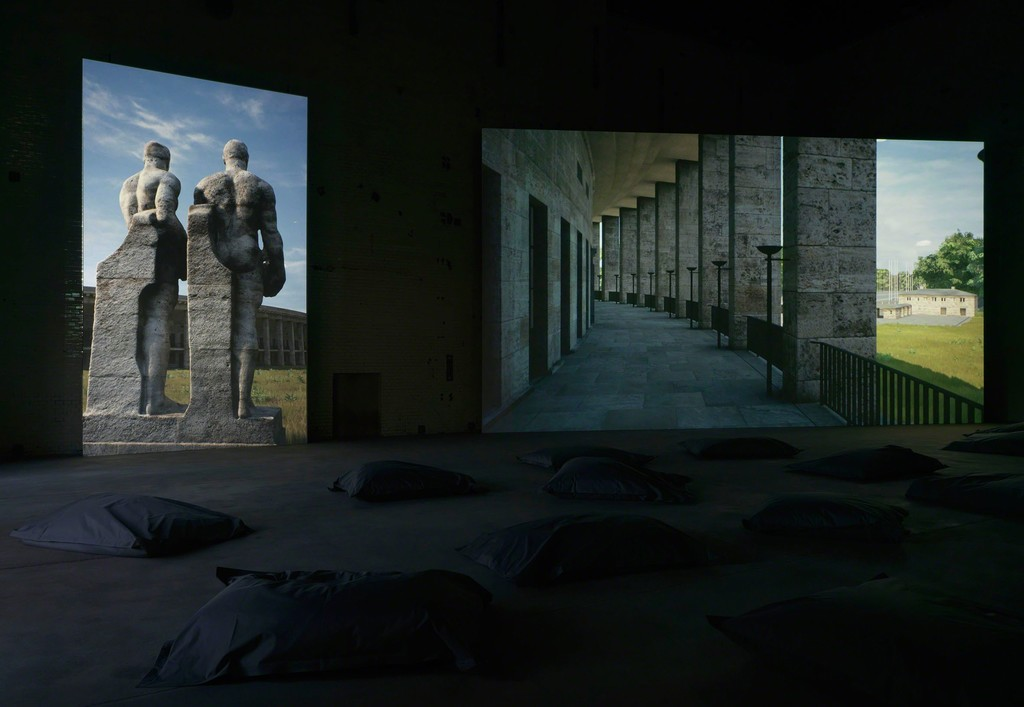 David Claerbout , Olympia, 2016