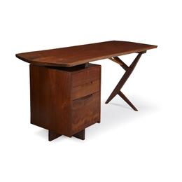 Conoid Cross-Legged Desk, New Hope, Pennsylvania