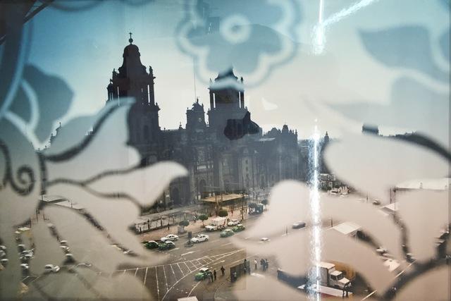 , 'Protegido Bajo Su Manto II,' 2003, GE Galería