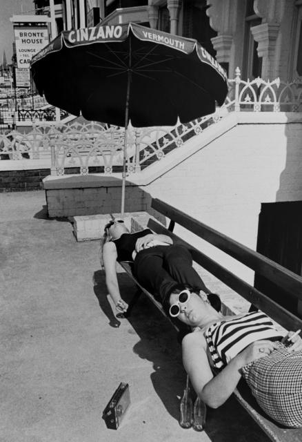 Colin Jones, 'Blackpool 1977. Sunset Strip', 1977, Photography, Silver gelatin print, Michael Hoppen Gallery