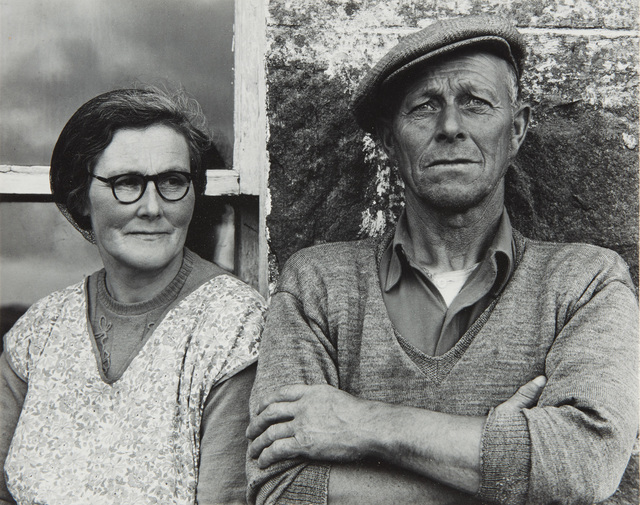 Paul Strand, 'Couple, South Uist', 1954, Phillips