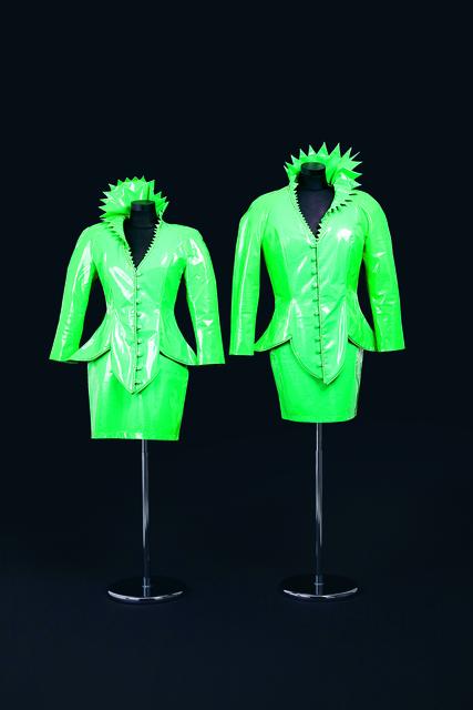 , 'Costume des artistes EVA & ADELE,' 1994, Musée d'Art Moderne de la Ville de Paris