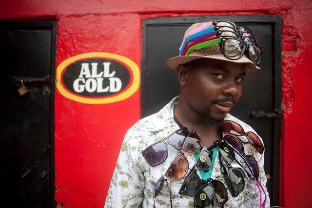 , 'allgold,' 2012, Afronova