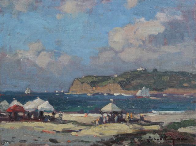 , 'Beach Fun,' , J. Cacciola Gallery